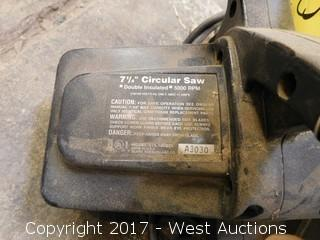 "Craftsman 7 1/4"" Circular Saw"
