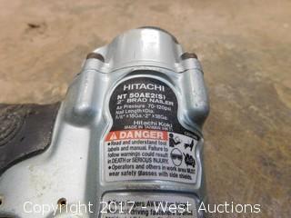 "Pneumatic Hitachi NT 50AE 2"" 18 GA Brad Nailer"