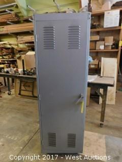 """Steel Locker - 22""""x64""""x19 1/2"""""""