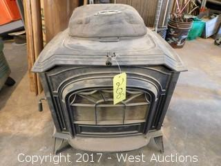 Vermont Castings Resolute Acclaim Wood Burning Stove