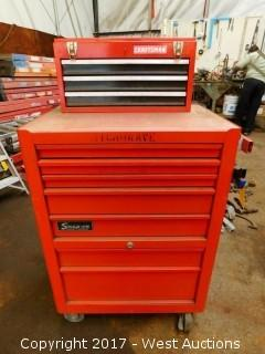 (2) Toolboxes Full of Tooling