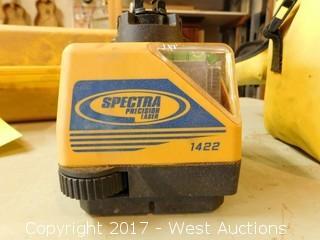 Spectra 1422 Precision Laser Kit
