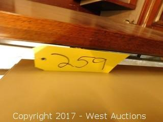 Wooden Dresser 6'x3'