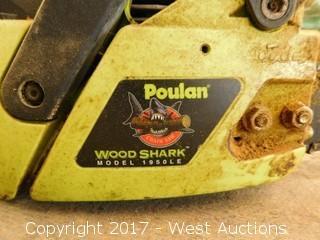 Poulan 1950LE Chainsaw
