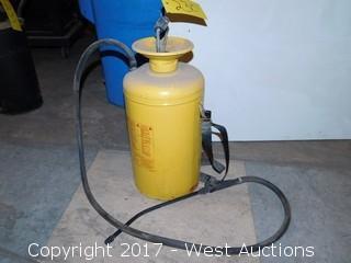 Chapin Deck Sprayer