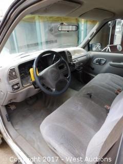 1995 Chevrolet Silverado 3500 HD Flatbed Utility Truck