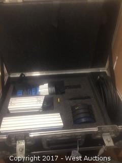 ARRI 125W SE HMI Par Kit with Case