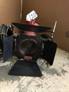 Mole 200W Midget Solarspot (Set of 2)