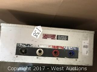 Mole 400A Distro Box (Mole-Pin) (Lot of 2)