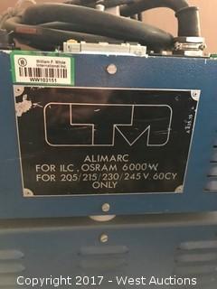 LTM 6K Mag Rolling Ballast