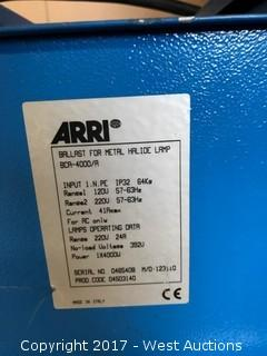 ARRI 4K Mag Rolling Ballast