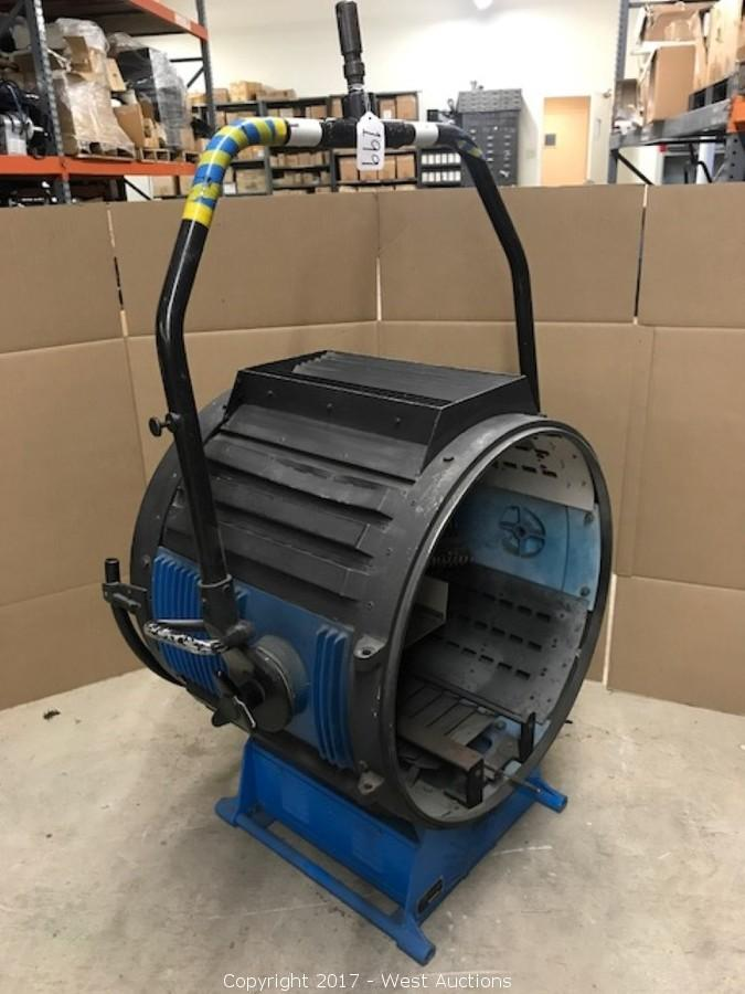 Surplus Auction of Lighting Gear and Equipment