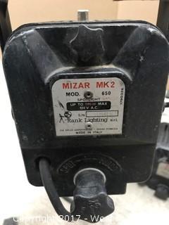 Mizar 500W Fresnel (Lot of 4)
