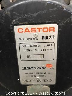 Castor 2K Fresnel (Lot of 4)