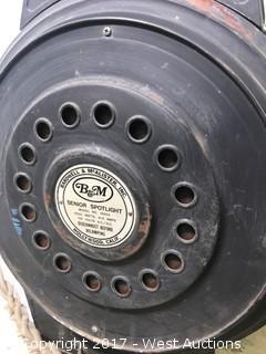 B&M 5K Fresnel (Lot of 2)