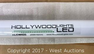Hollywood Light LED 4ft Tubes (Box of 42)