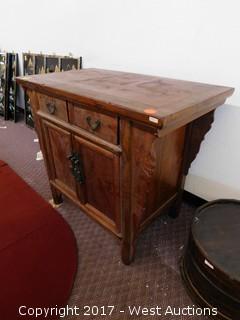 """Wooden Dresser 39"""" x 22.5"""" x 34"""" Tall"""