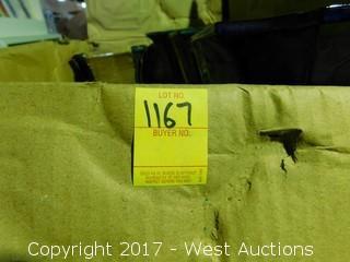 (5) Boxes of Ceramic Bonsai Pots