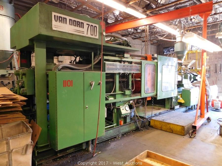 Relocation Sale of Injection Molding Company