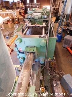 Van Dorn 700 Ton 125 oz Injection Molding Machine with Accessories