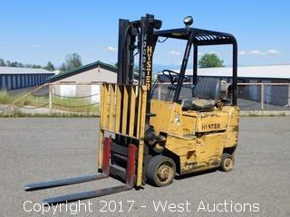 Hyster 2,000 LB Capacity Propane Forklift