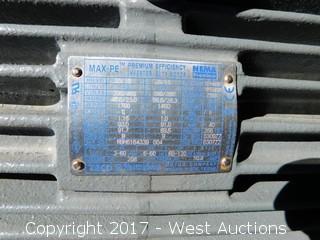 Quincy F20-V Rotary Screw Air Compressor