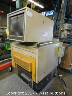 AEC Nelmor Industrial Plastic Mulching Machine