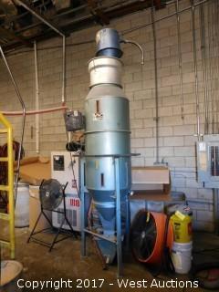 Whitlock Vacuum Fed Hopper System