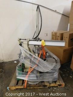 Hop III 900 A Type Robot Lift