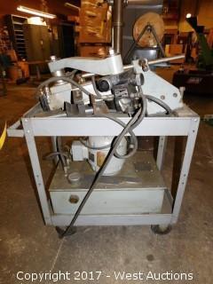 Cadillac A-180-B Lathe Hydraulic Tracer Attachment