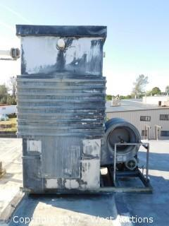 AEC Roof Mounted Water Cooling System