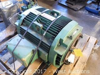 General Electric 50 HP Motor