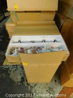 Bulk Lot - Approximately (24) Chinese Porcelain Figurines