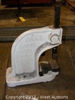 "Drake 6"" Arbor Press"