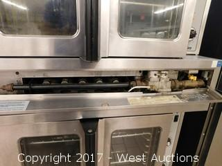 Garland SunFire Double Decker Gas Oven