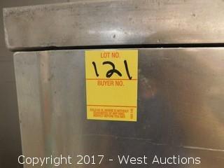 Win-Holt EC1840-CTL Tray Locker