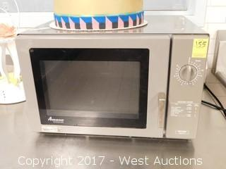 Amana RCS10DA Microwave