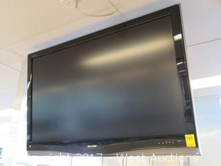 "Sharp 40"" TV"