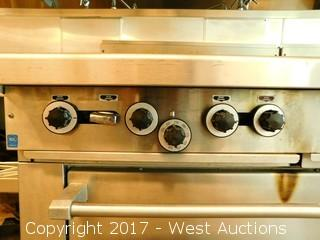 "Garland 6-Burner 36"" Range with Oven"