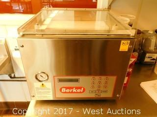 Berkel 350 Chamber Vacuum Packaging Machine