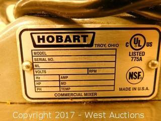 Hobart Commercial 5-Qt Mixer