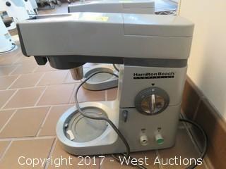 (1) Hamilton Beach Commercial Food Mixer