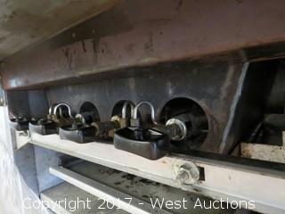 Gas Grill 2-Burner on Cart