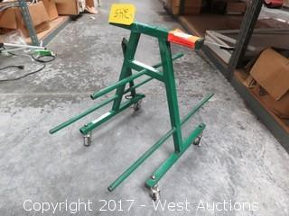 Green Lee 906 Wire Caddy