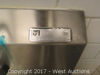 John Boos Wall Mount Hand Sink 2' x 2'