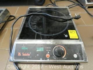 Mr. Induction SR181C Induction Cooktop