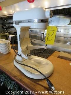 Kitchen Aid Commercial Mixer