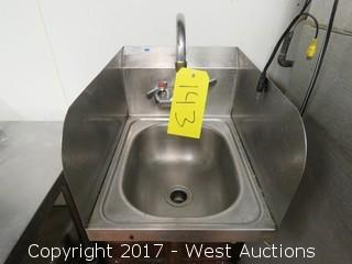 "Allstrong 12"" Hand Wash Sink"