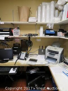 Bulk Lot; Contents of Entire Office