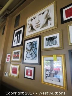 (13) Units of Wall Art